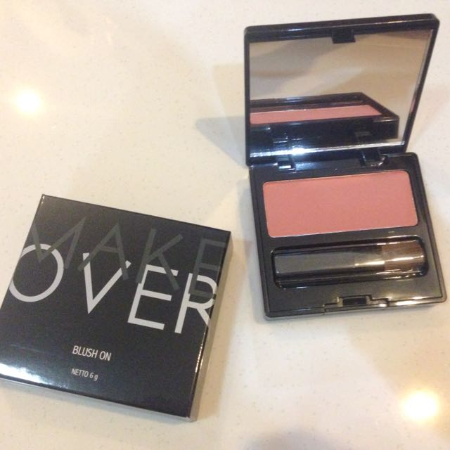 Makeover Blush On