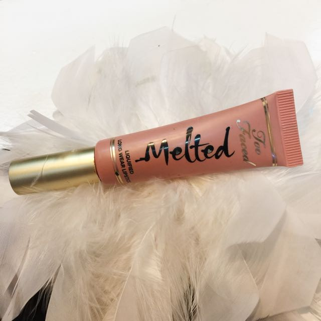 Melted Lipstick Too Faced
