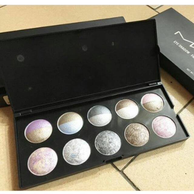 Mic Color Eyeshadow MAC