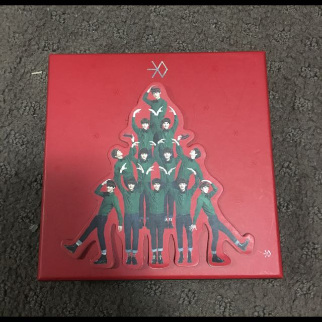 Miracles Of December Chinese Ver Exo , Price Negotiable