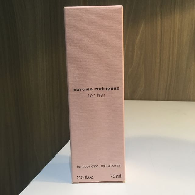 Narciso Rodriguez Body Lotion For Her