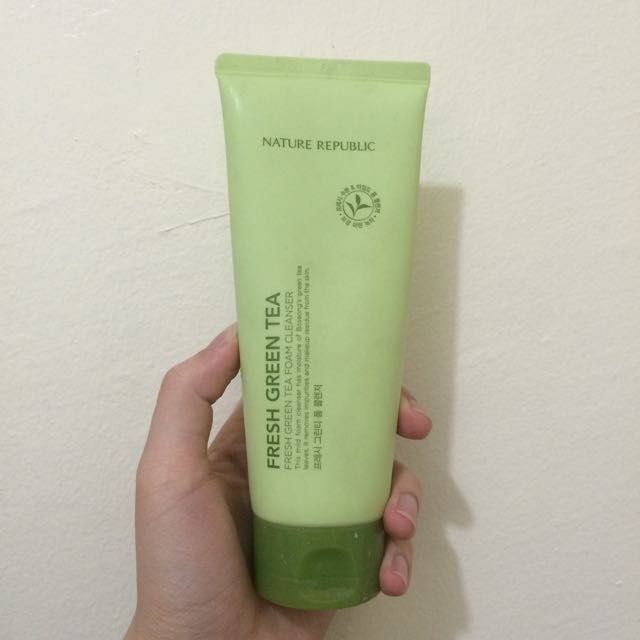 Nature Republic Facial Cleanser