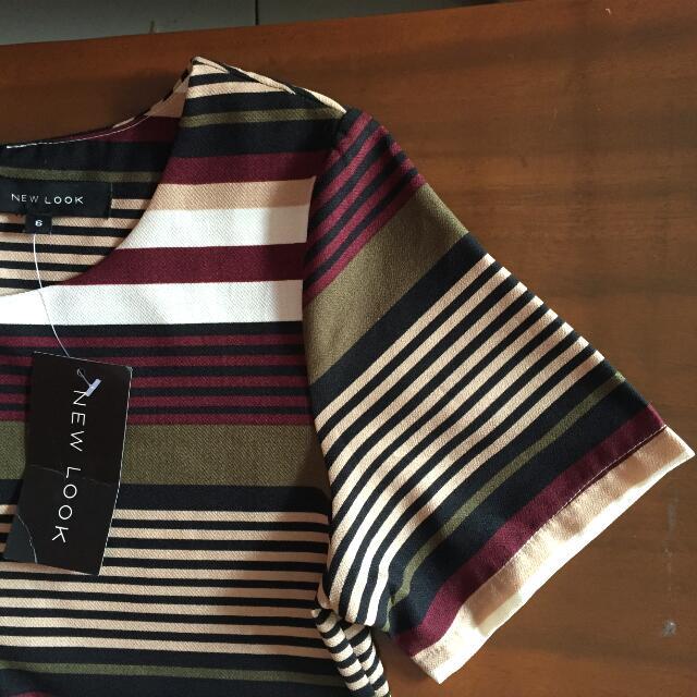New Look - Melinda Stripe Tunic