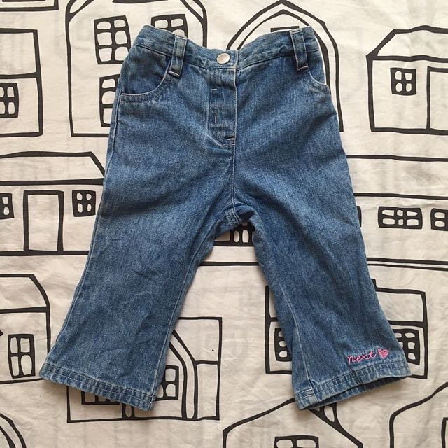 Next Baby Soft Jeans