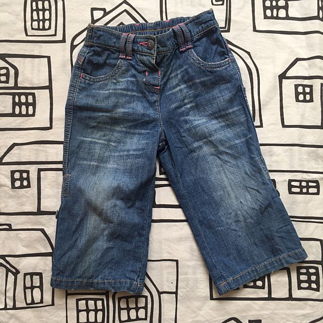 Next Baby Soft Washing Jeans