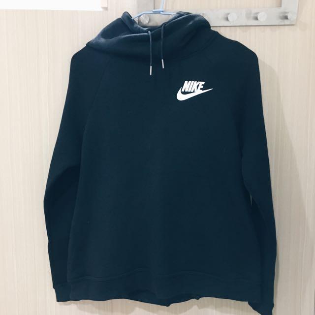 Nike帽踢Hoodie