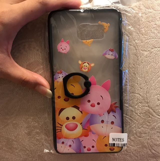 Note 5 winnie the pooh tsum tsum ring case mobiles tablets photo photo photo voltagebd Gallery