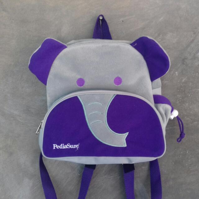 Pediasure Elephant Backpack