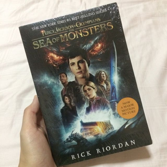 Percy Jackson – The Sea Of Monsters