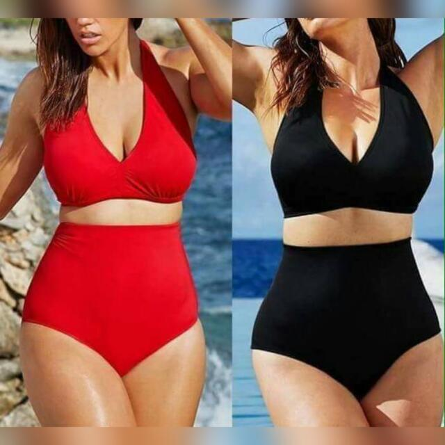 Plus Size Two Piece