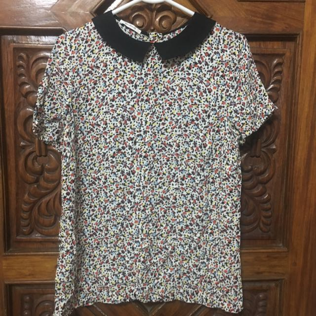 REPRICED: PROMOD Blouse