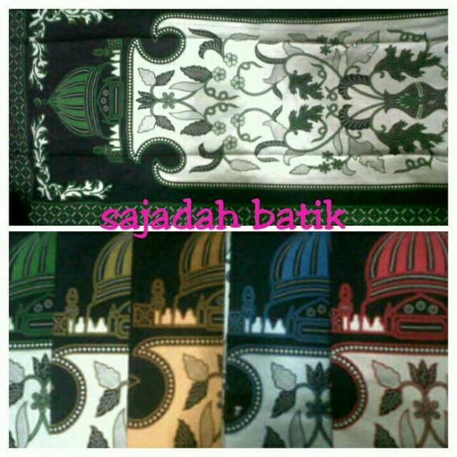 Sajadah Batik Murah