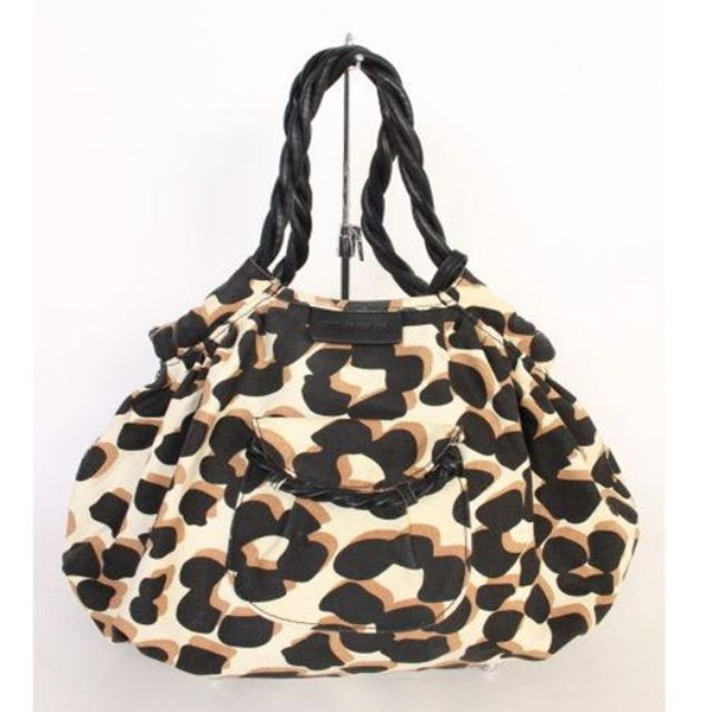 a543650de7c5 Auth See by Chloe Leopard tassel bag, Luxury, Bags & Wallets on ...