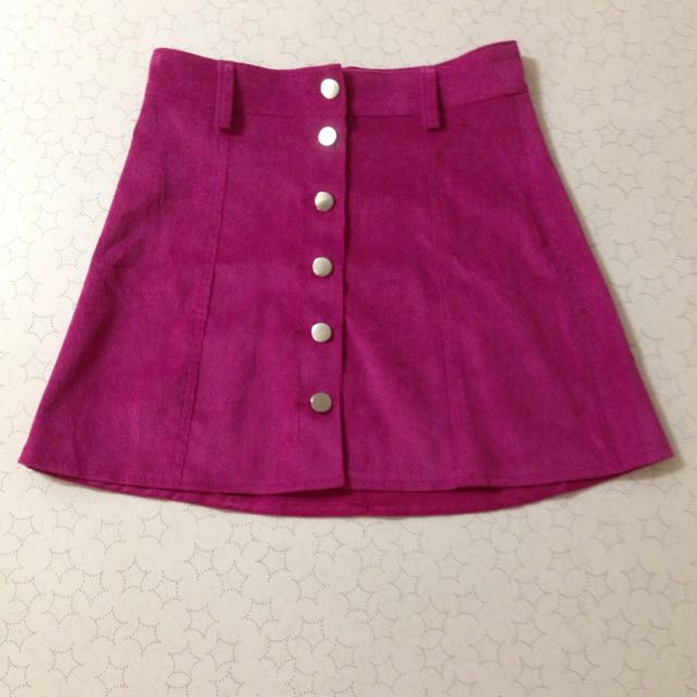 Size 6/8 Pink Mini Skirt