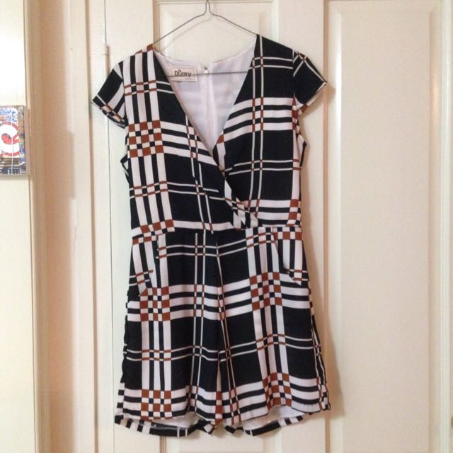 Size 8 Playsuit