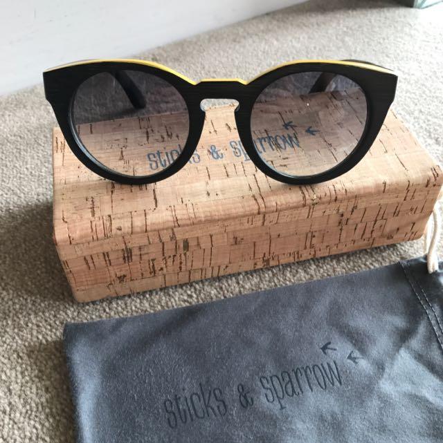 Sticks & Sparrow Glasses