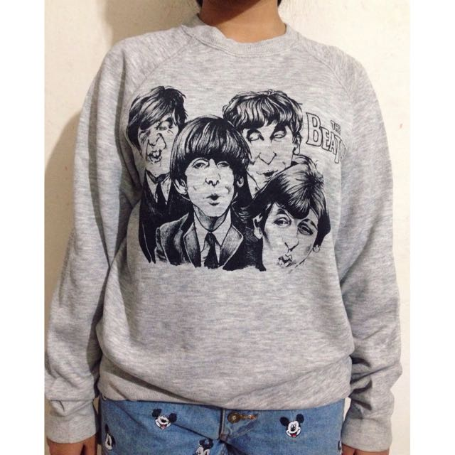 SWEATER THE BEATLES