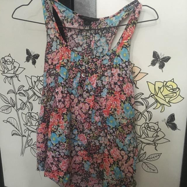 tanktop by forever21