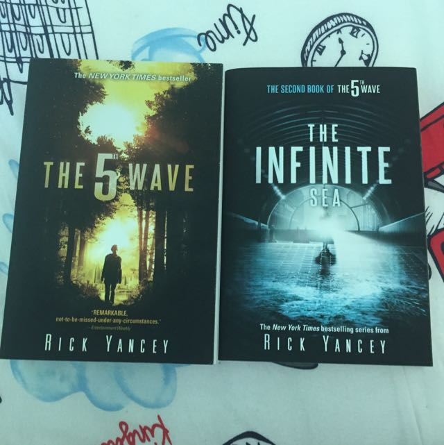 The 5th Wave By Ricky Yancey