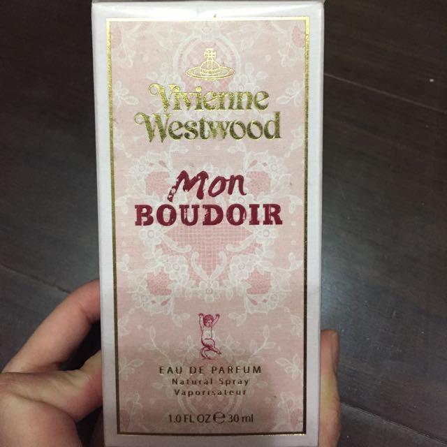 #我有香水要賣 VIVIANNE WESTWOOD Mon Boudoir