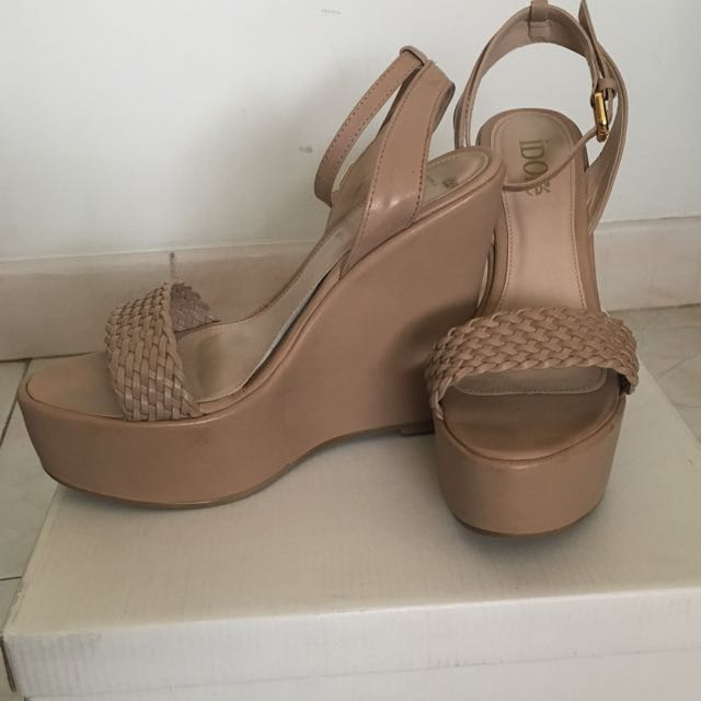 Wanted Wedge Shoes