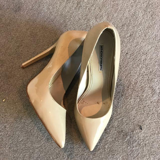 Windsor Smith Court Heels