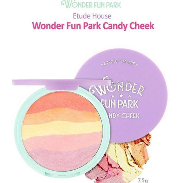 Wonder Fun Park Candy Cheek