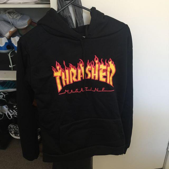 XS Thrasher Hoodie