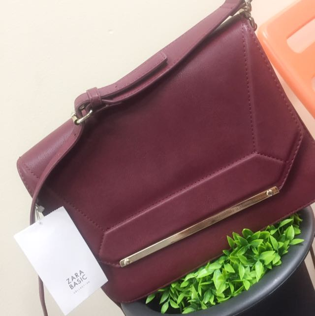 Zara Basic Bag