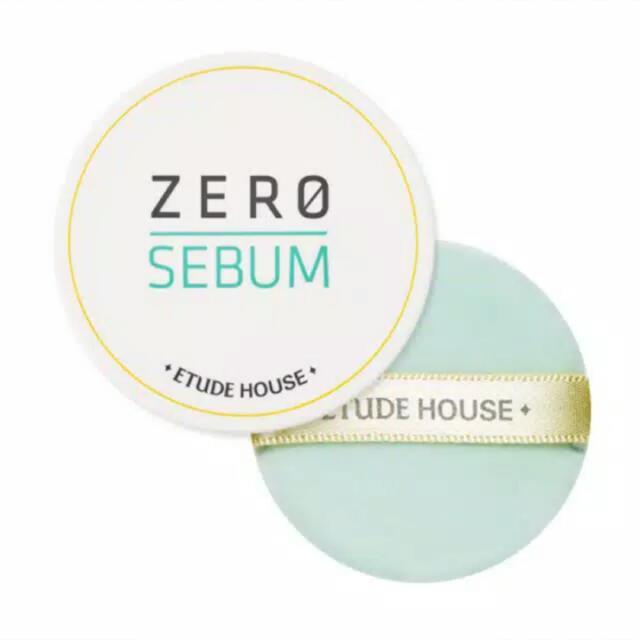 Zero Sebum Powder
