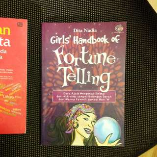 Girl's Handbook Of Fortune Telling
