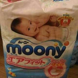 Moony 細碼 84片