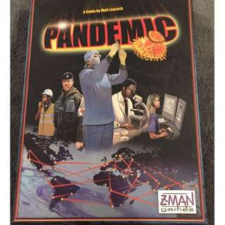 Pandemic First edition