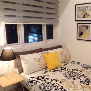 SMDC Light residences Fully-Furnished 1Bedroom Condo Unit