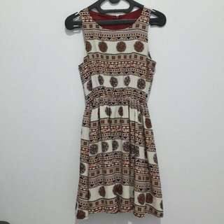 Reprice! Tribal Dress