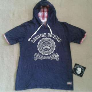 Tee With Hoody Dickies