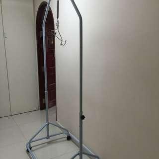 Movable Sarong Stand + 2 Sarongs(to Bless)