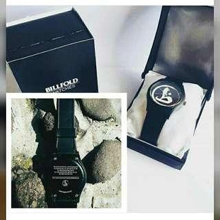 Billfold Watches