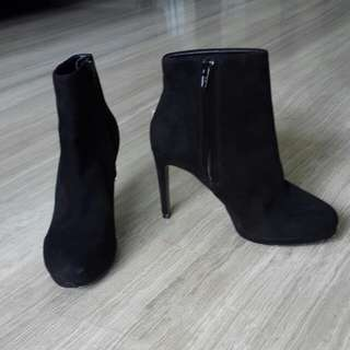 Zara Basic Boots Shoes