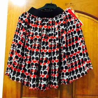 雪紡紗短裙
