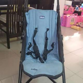 Chicco Stroller (blue)