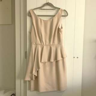 Forever New Blush Dress