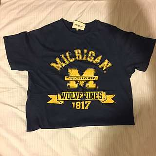 Authentic Campus Clothing- Michigan Wolverines