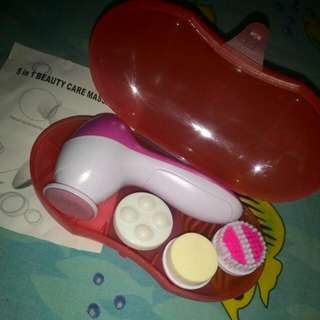 beauty care massager 5 in 1 (preloved)