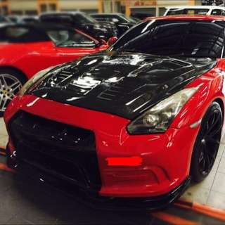 Nissan GTR Stage 1