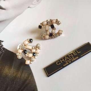 Chanel Retro Earrings