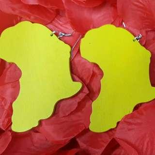 Handmade African Earrings