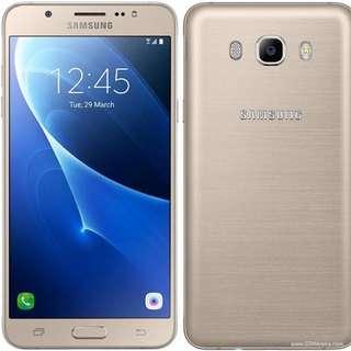 [NEW] Samsung Galaxy J5 6 - Gold
