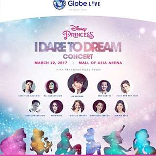 Disney Princess: I Dare To Dream Concert