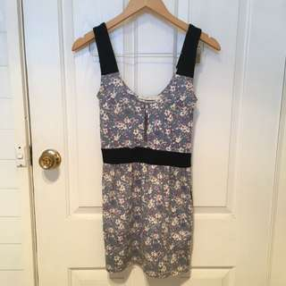 Quirky Circus Dress Size 8